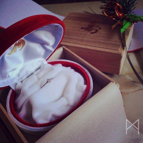 婚約指輪|ジュエリー工房Miasbou