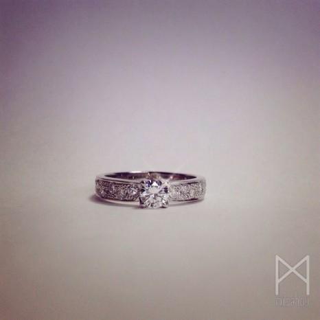 おめでたい指輪~ダイヤオーダー&リフォームリング~