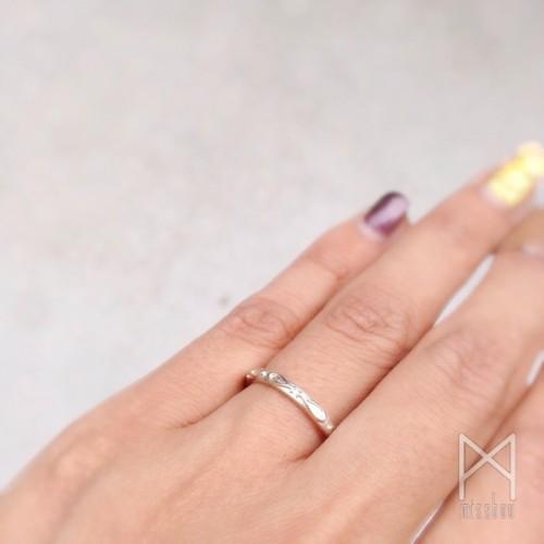 オリジナル結婚指輪【出逢】