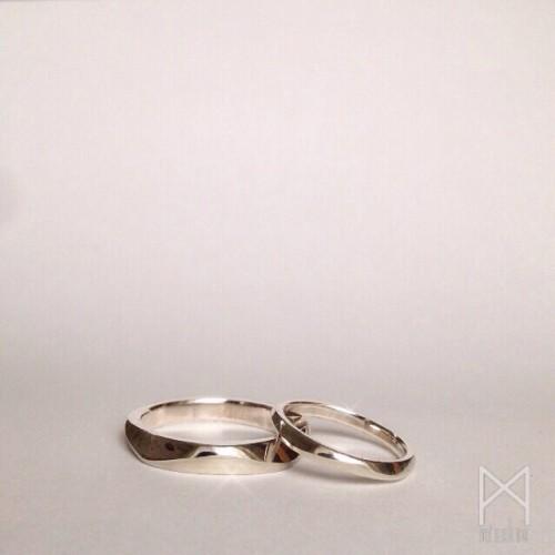 オリジナル結婚指輪【連奏】