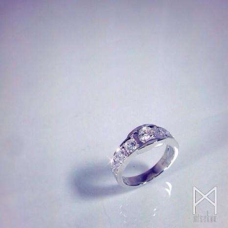 指輪リフォーム・オーダー