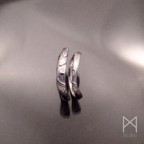 田吾作マリッジリング(オーダーメイド結婚指輪)其の二