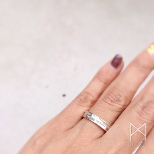 オリジナル結婚指輪【永続】