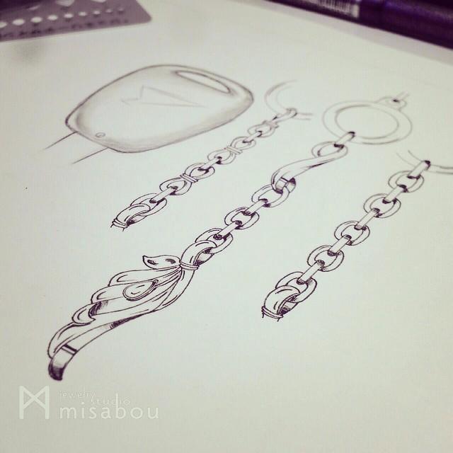 start jewelry day at studio Misabou!!9月スタート❣やっと決まった。この中のどれかに^^디자인 끝!! 이제부터 작업〜